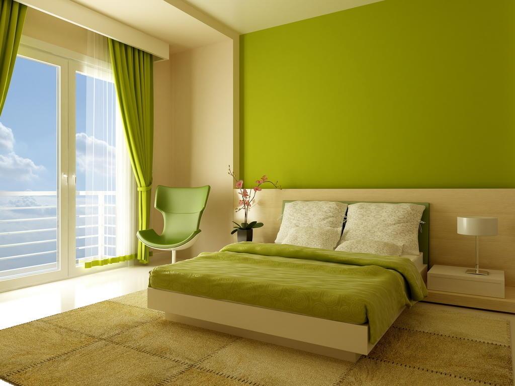 подбор обоев для спальни двух цветов фото слов, чтобы выразить